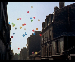 balloons, sky, and france image