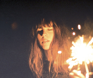 girl, melody's echo chamber, and indie image