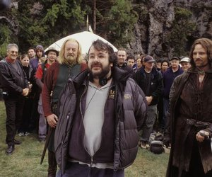 set, the lord of the rings, and peter jackson image