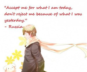 hetalia, aph, and quote image