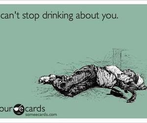 drinking and ecards image