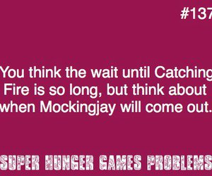 problems, quotes, and hunger games image