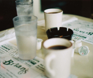 vintage, coffee, and hipster image