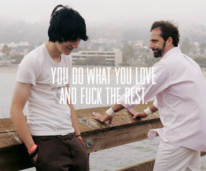 fuck, little miss sunshine, and quote image