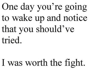 quotes, fight, and text image