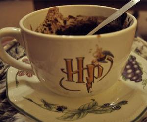 brownie, harry potter, and mug image