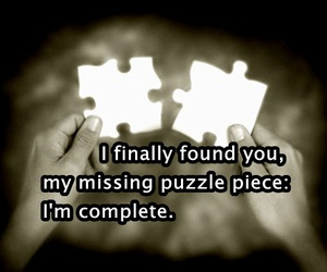 puzzle, text, and teenage dream image