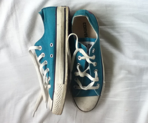 converse, all star, and blue image