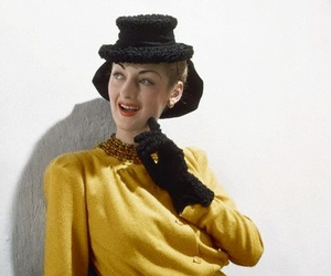 1930s, fashion, and vogue image