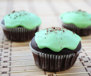 colorful, cupcakes, and yummy image
