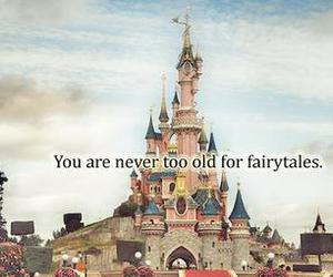 disney, fairytale, and quote image
