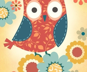 owl, art, and cool image
