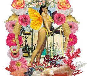 50's, Bettie Page, and pin up girl image