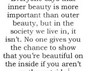 appearance, beautiful, and quotes image