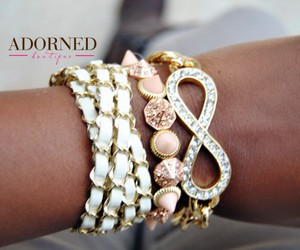 accessories, accessory, and arm candy image