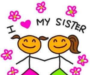 love and sisters image