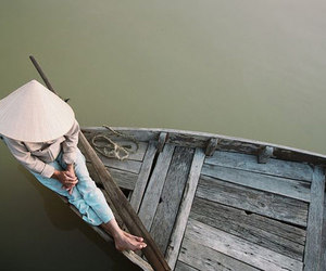 simple beauty, ancient city, and hoi an image