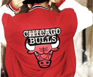 chicago bulls, swag, and boy image