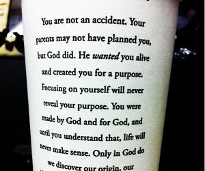 god and purpose image