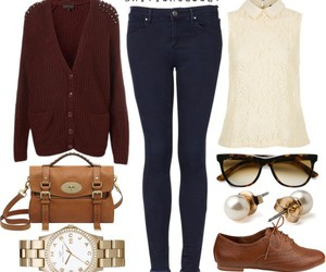 outfit, collar, and fashion image