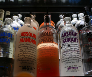 absolut, vodka, and alcohol image