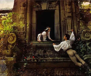 romeo, romeo and juliet, and juliet image