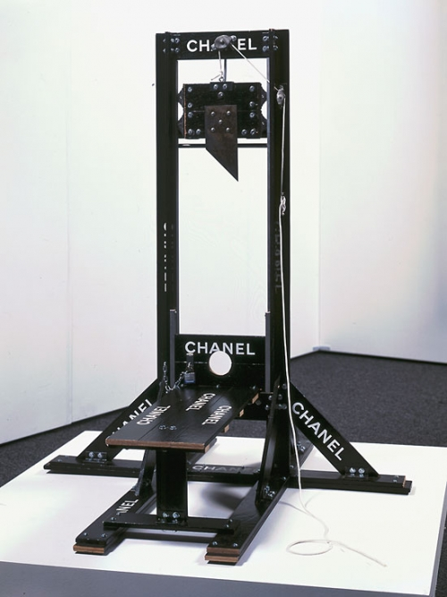 art, chanel, and blade image