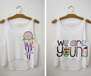 young and t-shirt image