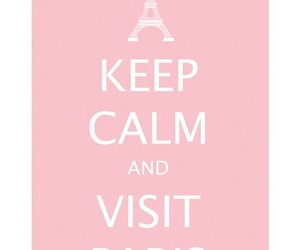 paris and keep calm image