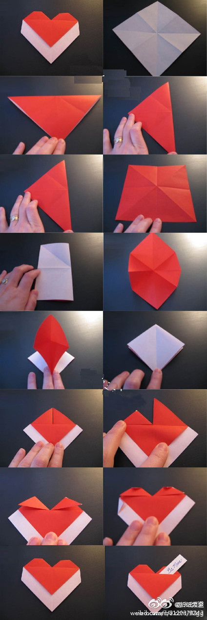 Origami Heart Tutorials for Android - APK Download | 1268x424