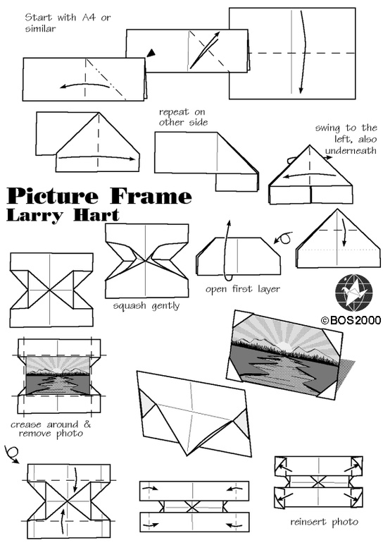 origami a4 paper instructions