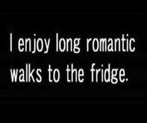food, fridge, and romantic image