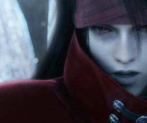 vincent valentine and final fantasy image