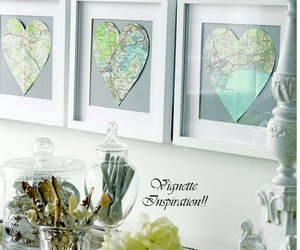 decor, recycle, and love image