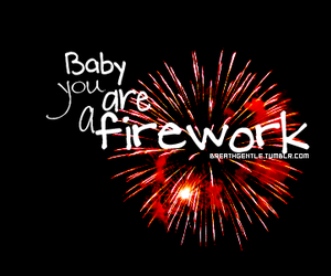 quote, firework, and katy perry image