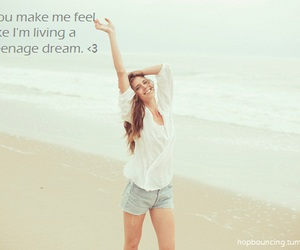beach, smile, and beautiful image