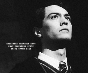 harry potter, hp, and lord voldemort image