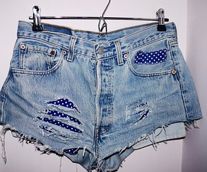 camden, denim, and ripped image