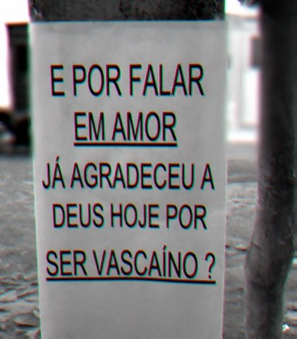 Isso é Vasco Discovered By Yala Figueiredo On We Heart It