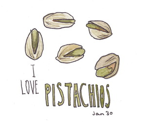 healthy and pistachios image