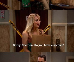 funny, tbbt, and penny image