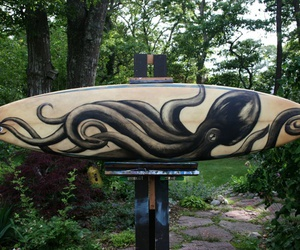 art, neat, and octopus image