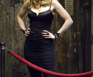 pam, blonde, and true blood image