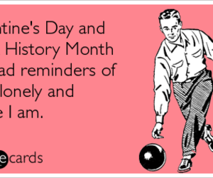 funny and valentines day image
