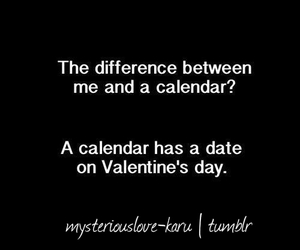 day, me, and valentine image