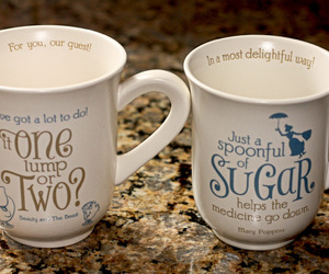 cup, disney, and Mary Poppins image