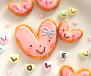 cookie, Cookies, and heart image