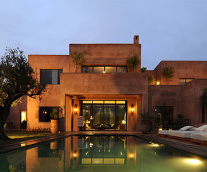 big house, home, and luxury image