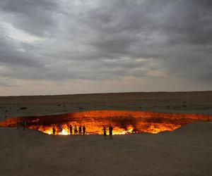 amazing and turkmenistan image