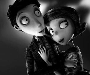 frankenweenie and tim burton image